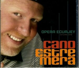 CANO ESTREMERA - OPERA ECUAJEY VOLUME 1 - CD ( ORIGINAL DIGIPACK )