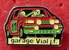 PIN'S VOITURE RALLYE RENAULT SUPER 5 GT TURBO GARAGE