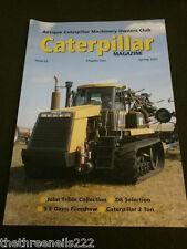 Caterpillar MAGAZINE # 53-John Trible COLLECTION-la primavera del 2007