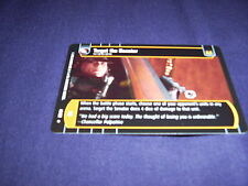 Star Wars TCG Rare AotC Target the Senator 48/180  Free UK P&P