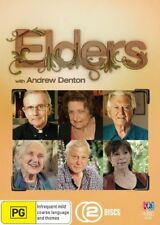 Elders (Enough Rope With Andrew Denton) DVD (2 Disc) Region 4 Very Good Cond