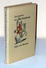 FRITZ KREDEL (Illustr.) - Münchhausen Wunderbare Reisen (1950)