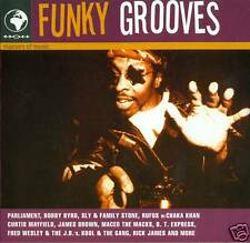 FUNKY GROOVES CD PARLEMENT JAMES BROWN SLY NEUF (A545)