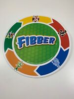 Game Board for Fibber Board Game Additional Pieces Parts Extra