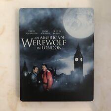 An American Werewolf in London Blu-Ray Best Buy Exclusive SteelBook