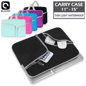 Chromebook Case Notebook Sleeve Protector Bag Case For 11.6 12 13 14 15 Laptop