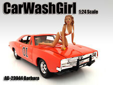 Car Wash Girl - Barbara, American Diorama Figurine 1:24, AD-23944