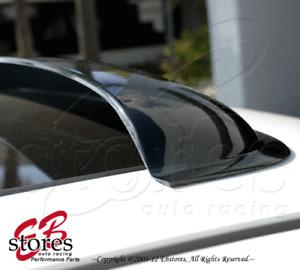 "Rain Guard Visor Dark Gray Type2 Sun Roof 980mm 38.5"" 09-17 Chevrolet Traverse"