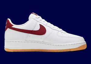 Nike Air Force 1 '07 2 men's shoes size 18 white/team red/blue void C10057 101