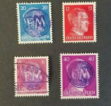 Germany, 1945 lot of Fredersdorf issues