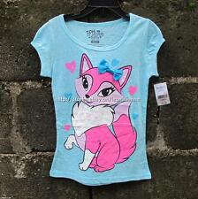 13% OFF! AUTH FIFTH SUN GIRLS' GRAPHIC TEE EXTRA SMALL / 4-5 YRS BNWT US$ 4.88+