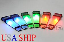 E-Lite WADSN V-lite Helmet Constant/Strobe Lights *RED, GREEN, BLUE*
