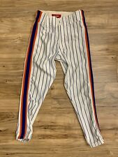 Darryl Strawberry 1985 Game Worn Signed Pants Used New York Mets Autograph