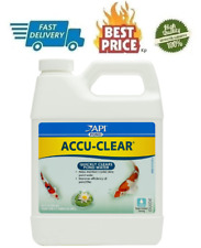 Pond ACCU-Clear Water Clarifier, Quickly Clears, and maintains Clear Water.