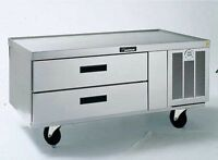 Delfield F2952CP 53in Low Boy Refrigerated Stand S/s