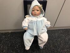Inge Tenbusch Porzellan Puppe 45 cm. Top Zustand