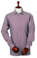 Laksen Roger Houndstooth Check Mens Country Shirt