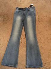 Cotton Faded Jeans Women's Regular Size NEXT