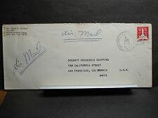 APO 09193  RAF Chicksands, UK 6950th SECURITY GROUP 1973 Army Cover