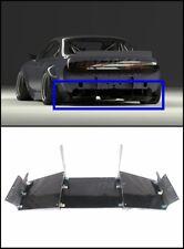 FRP Kit Fit For 95-98 Nissan S14 Zenki S14A Kouki RB V2 BOSS Rear Diffuser