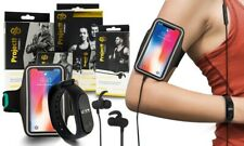 Projectt Fitness Bundle 3-in-1 Fitness Tracker, Armband & Earphones