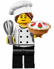 LEGO #71018 SERIES 17 MINIFIGURE GOURMET CHEF
