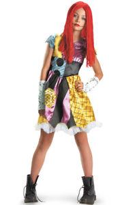 Nightmare Before Christmas Sally Tween Costume