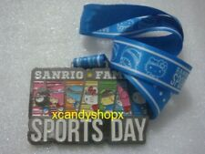SANRIO FAMILY SPORTS DAY marathon 2015 finisher medal