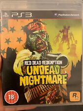 Red Dead Redemption - Undead Nightmare (PS3) PLAYSTATION 3 VERY GOOD FAST POST