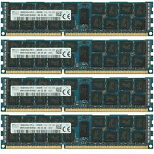Hynix 64GB 4X16GB Apple MAC Pro Late 2013 6,1 A1481 ME253LL/A MD878LL/A Memory