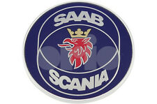 GENUINE SAAB 9000 SCANIA REAR BOOT EMBLEM/BADGE  - BRAND NEW 4094777