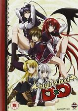 High School DxD Complete Series 1 Collection DVD New & Sealed ANIME Region 2 MN