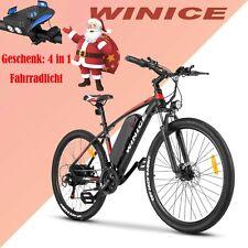Elektrofahrrad Mountainbike ebike 27,5'' E-Bike E-MTB 250W Motor Shimano Pedelec