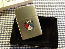 VINTAGE ZIPPO FORD LIGHTER 1950s PAT. 251719 PAT. PEND