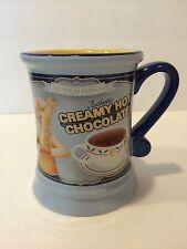 PE The Polar Express Creamy Hot Chocolate Mug Cup TM Warner Bros EUC