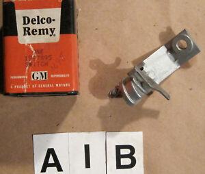 OE 1953 1954 Pontiac Backup Lamp Switch ~ GM Part # 1997895
