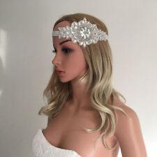 Rhinestone Vintage  Crystal Wedding hairband Bride Headdress Hair Accessories