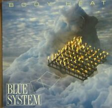 BLUE SYSTEM - BODY HEAT - LP - (ONLY COVER !!)