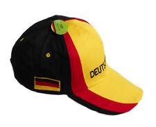 Deutschland Basecap Fanartikel Hut Fanclub Formel 1 - Kappe mit Schild