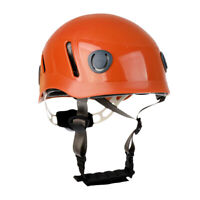 Kids Rock Climbing Caving Helmet Hard Hat Fits 50-56cm
