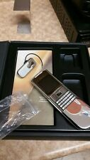 Nokia 8800 Sirocco Edition - Silver Edition (Unlocked) Cellular Phone