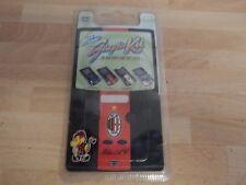 AC Milan Graphic Kit pour NINTENDO GAMEBOY COLOR CONSOLE-GBC vinyle couleur peau