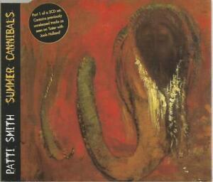Patti Smith - Summer Cannibals CD1 1996 CD single