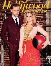 Tom Hiddleston - Ilaria Urbinati - The Hollywood Reporter March 2017 Issue 10