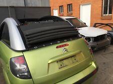 citroen c3 puriel  cabriolet fuel flap