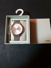 NEXT Silver Watch Brand NEW RRP £34