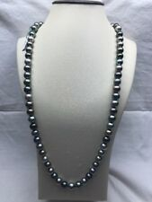 Tahitian Pearl Necklace 10.5X11mm