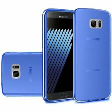 For Samsung Galaxy Note 7 Frosted TPU CANDY Gel Flexi Skin Case Phone Cover