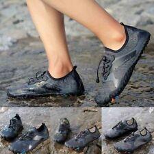 Men's Quick Dry Barefoot Aqua Socks Yoga Beach Pool Sports Surf Shoes
