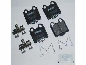 For 1998-2005 Lexus GS300 Brake Pad Set Rear Bendix 57678GF 1999 2000 2001 2002
